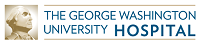 The George Washington University Hospital (GW Hospital) Logo